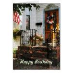 Door in Dappled Sunshine Cards