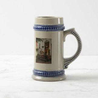 Door in Dappled Sunshine Coffee Mug