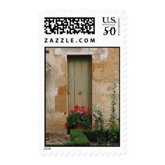 Door In Versailles Postage Stamp