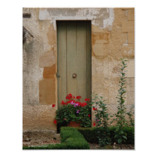 Door In Versailles Print