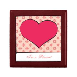 Door-Jewel Heart Jewelry Box