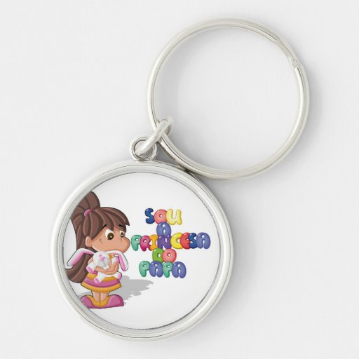 Door Keys Day of the Father Keychain