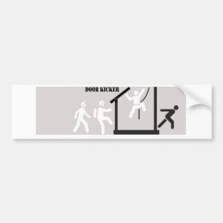 Door Kicker SWAT Bumper Sticker