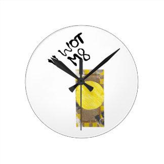 Door Knob Clock