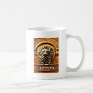 Door knob coffee mug