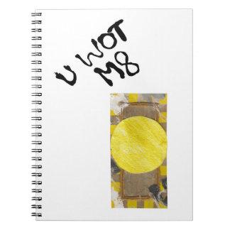 Door Knob No Background Notebook