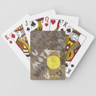 Door Knob Playing Cards