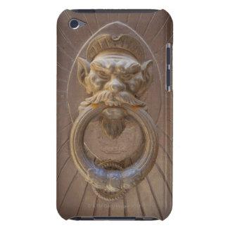 Door knocker in Siena, Italy. iPod Touch Case