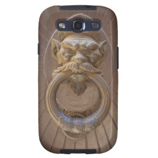 Door knocker in Siena, Italy. Galaxy S3 Case