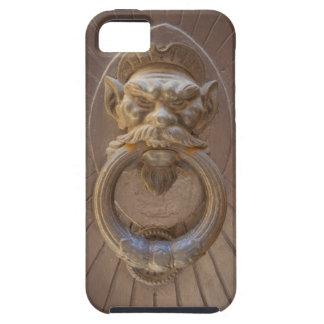 Door knocker in Siena, Italy. iPhone 5 Cases