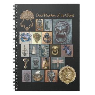 Door Knocks Notebook