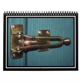 Door Latch Security Calendar