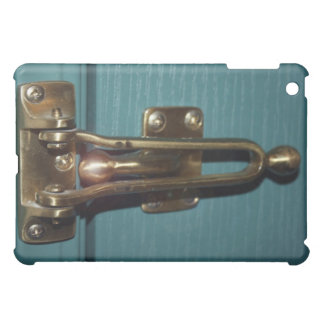 Door Latch Security iPad Mini Covers