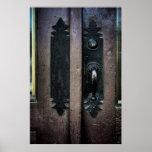 DOOR LATCH WWP POST ST. SUBSTATION SPOKANE PRINT