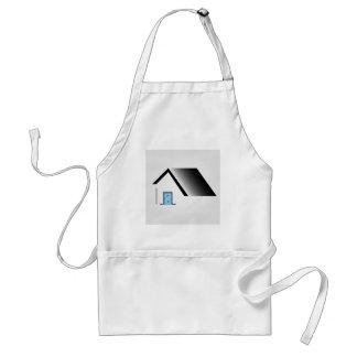 door manufacturing adult apron