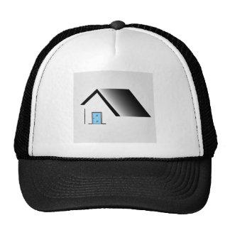 door manufacturing trucker hat