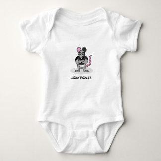 Door Mouse Baby Bodysuit