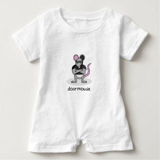 Door Mouse Baby Romper