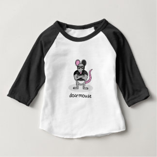 Door Mouse Baby T-Shirt