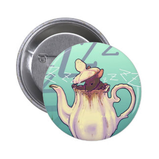 Door Mouse with teapot Button