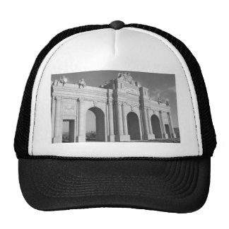 Door of Alcala in Madrid Trucker Hat
