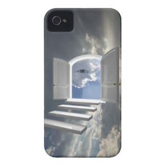 Door opened on a mystic eye Case-Mate iPhone 4 case