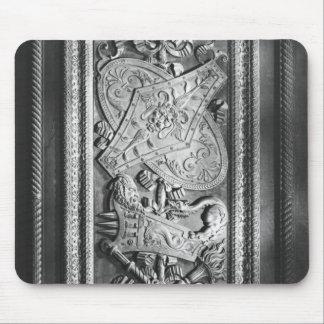 Door panel, Henri II style, c.1556 Mouse Pad