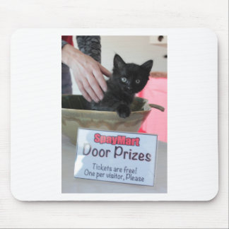 Door Prizes - Spaymart Style Mouse Pad