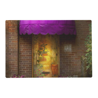 Door - The door to wonderland Placemat