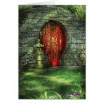 Door - The Moon gate Cards