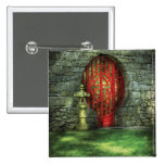 Door - The Moon gate Pinback Button