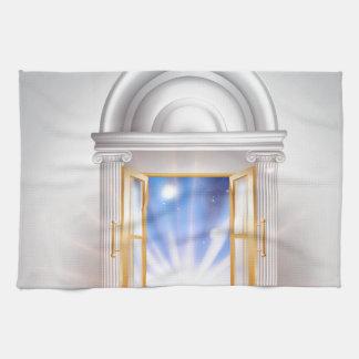 Door to Fame Hand Towel