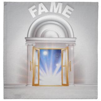 Door to Fame Napkins