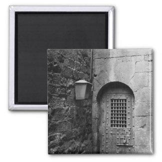 Door to Newgate Prison Magnet