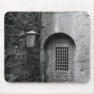 Door to Newgate Prison Mouse Pad