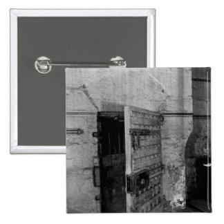 Door to Newgate Prison Pinback Button