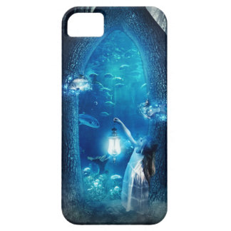 Door To Sea World iPhone SE/5/5s Case