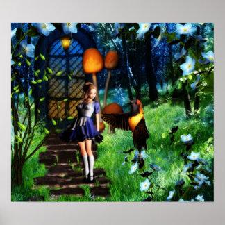 Door to Wonderland poster
