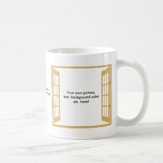 Door/Window to/from Anywhere Coffee Mug