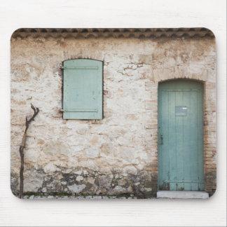 Door, Window, Walking Stick Mouse Pad