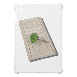 DoorAndGreenDoorknob021411 iPad Mini Cover