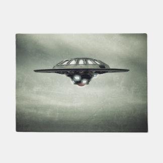 Doormat del Grunge del UFO Felpudo