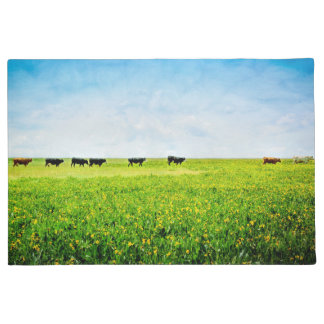 "Doormat ""Until The Cows Come Home"""