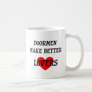 Doormen Make Better Lovers Mugs