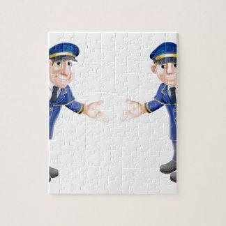 Doormen or bellhops puzzle