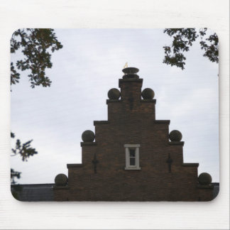 Doorn Manor Mouse Pad