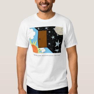 Doors between worlds T-Shirt