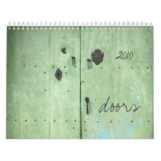 doors calendar