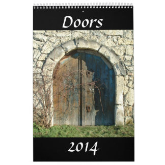 Doors Calendar 2014