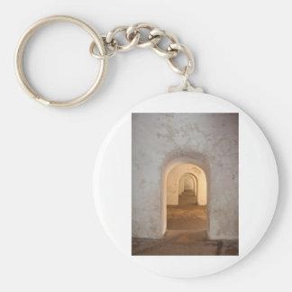 Doors in El Morro Keychain